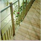 Фото террас из тропической древесины 6